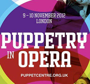 Puppetry in opera